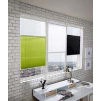 Plissee 50/130 cm - Weiß, KONVENTIONELL, Textil (50/130cm) - Homeware