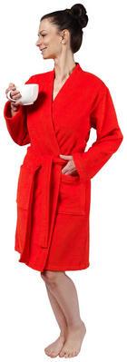 ŽUPAN - oranžová, Basics, textil (L) - Esposa