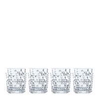 WHISKYGLAS 4-teilig  - Klar, MODERN, Glas (8,4/10,1cm) - Nachtmann