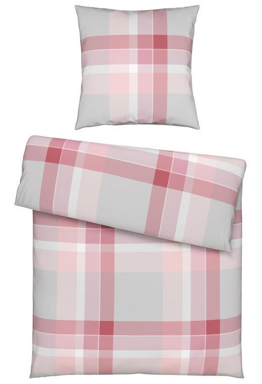 POSTELJINA - roza/siva, Design, tekstil (140/200cm) - Esposa
