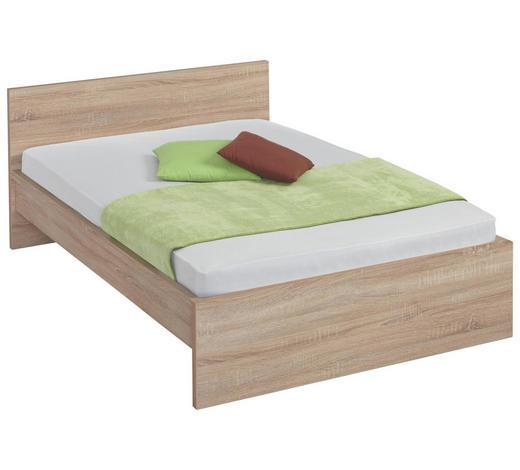 Bett Sonoma Eiche Design Holzwerkstoff 140 200cm Carryhome