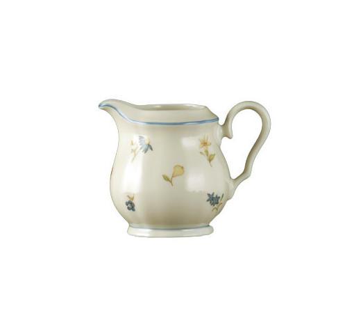 KONVIČKA NA MLÉKO, porcelán - krémová/vícebarevná, Basics, keramika (0,22l) - Seltmann Weiden