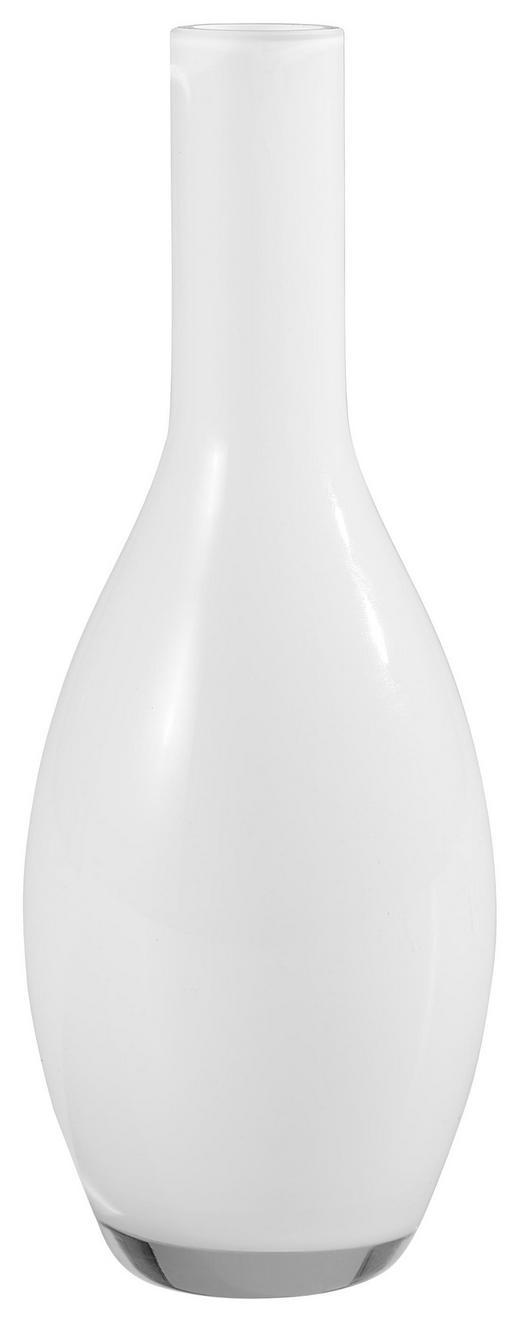 VASE - Weiß, Basics, Glas (7/7/18cm) - Leonardo