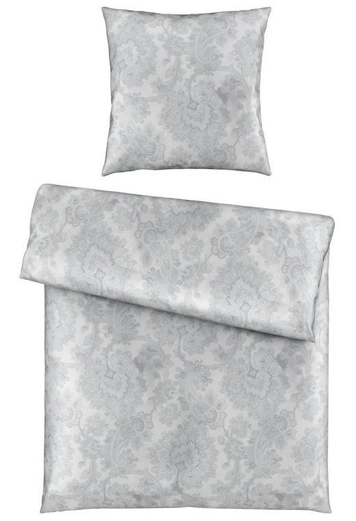 BETTWÄSCHE Satin Silberfarben 135/200 cm - Silberfarben, Trend, Textil (135/200cm) - Esposa