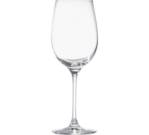 WEIßWEINGLAS - Klar, KONVENTIONELL, Glas (22cm) - Leonardo