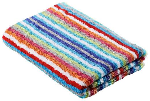 DUSCHTUCH 70/140 cm - Multicolor, Design, Textil (70/140cm) - Cawoe