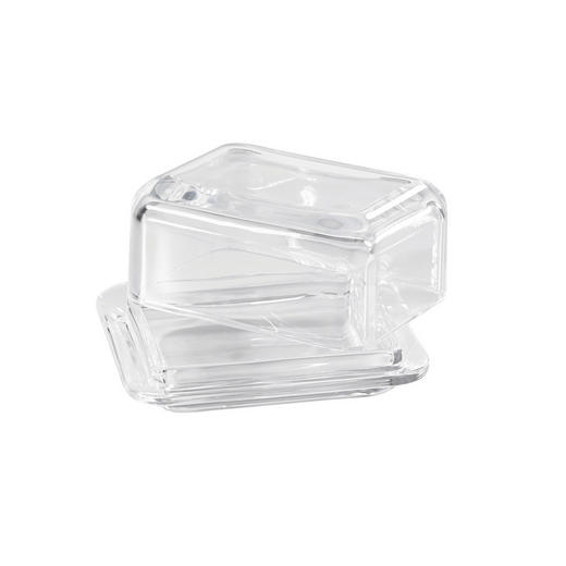 BUTTERDOSE Glas - Klar, Basics, Glas (0.125kg)