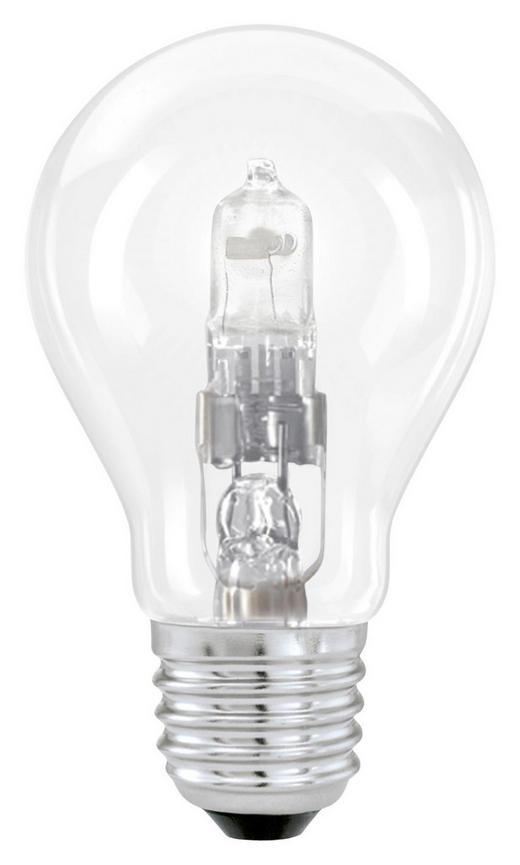 Halogenleuchtmittel E27 - Klar, Basics, Glas (9,5cm) - Homeware