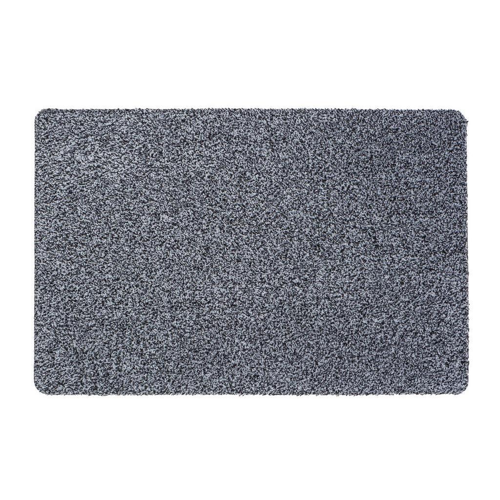 Esposa Fußmatte 50/80 cm uni grau
