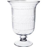 VASE 26 cm - Klar, Basics, Glas (18/26cm) - Ambia Home
