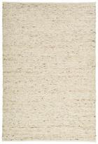 HANDWEBTEPPICH  130/190 cm  Weiß - Weiß, Basics, Textil/Weitere Naturmaterialien (130/190cm) - LINEA NATURA