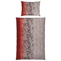 BETTWÄSCHE 140/200 cm - Kastanienfarben, KONVENTIONELL, Textil (140/200cm) - Estella