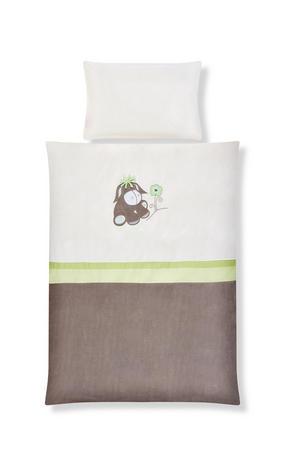 BABY PÅSLAKANSET - grön/creme, Basics, textil (80/80cm) - My Baby Lou