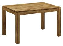 ESSTISCH in Holz 120/80/75 cm   - Eichefarben, KONVENTIONELL, Holz (120/80/75cm) - Linea Natura