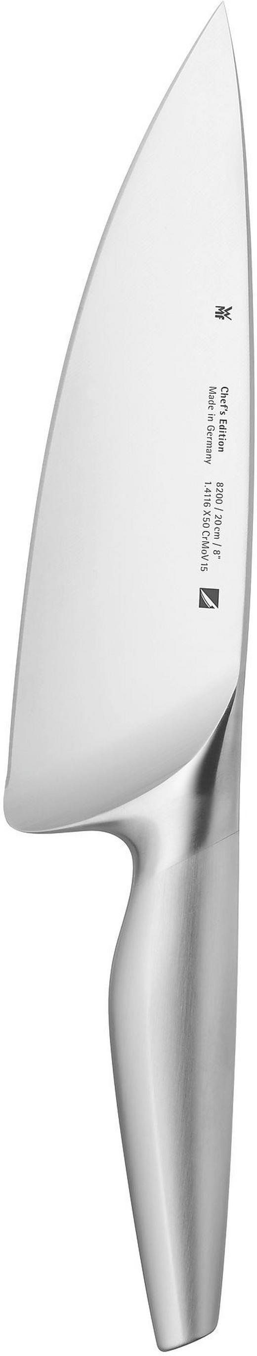 KOCHMESSER  Edelstahl  32 cm - Edelstahlfarben, Basics, Metall (32cm) - WMF