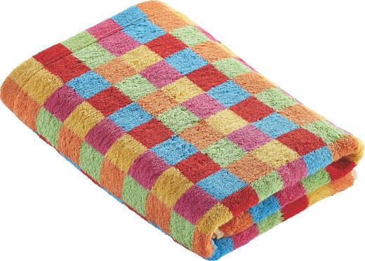 DUSCHTUCH 70/140 cm - Multicolor, Basics, Textil (70/140cm) - Cawoe