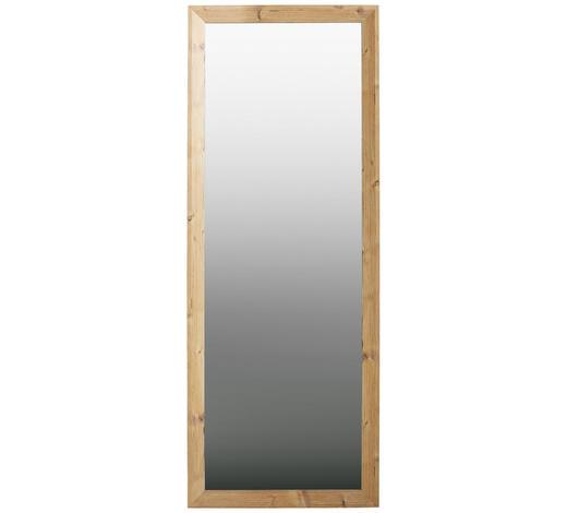 ZRCADLO, 66/176/2,7 cm,  - barvy borovice, Konvenční, kompozitní dřevo/sklo (66/176/2,7cm) - Xora