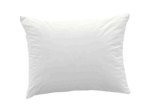 POLSTERBEZUG 60/80 cm 2 Stück - Weiß, Basics, Textil (60/80cm) - Fussenegger