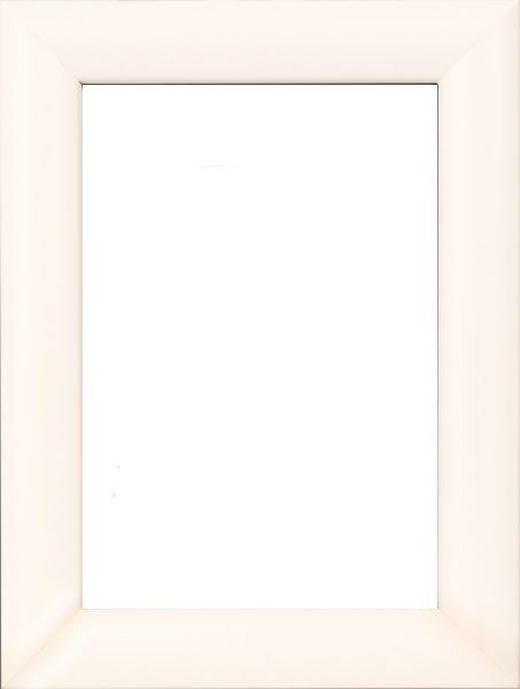BILDERRAHMEN  Weiß - Weiß, Basics, Glas/Holz (40/50cm)