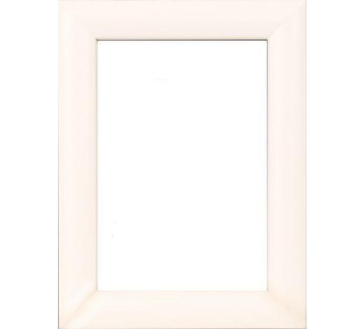 BILDERRAHMEN in Weiß - Weiß, Basics, Glas/Holz (13/18cm)