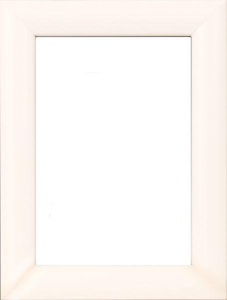 BILDERRAHMEN in Weiß - Weiß, Glas/Holz (30/42cm)