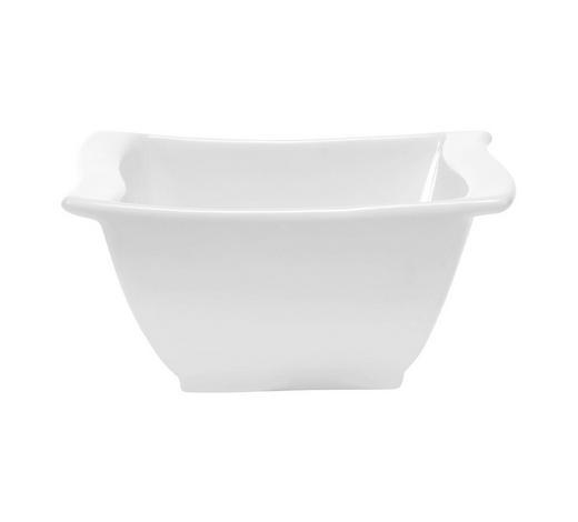 MISKA NA OLIVY, porcelán - bílá, Basics, keramika (8,3/8,3/4cm) - Novel