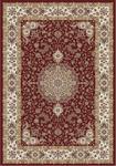 WEBTEPPICH - Rot, KONVENTIONELL, Textil (200/290cm) - Novel