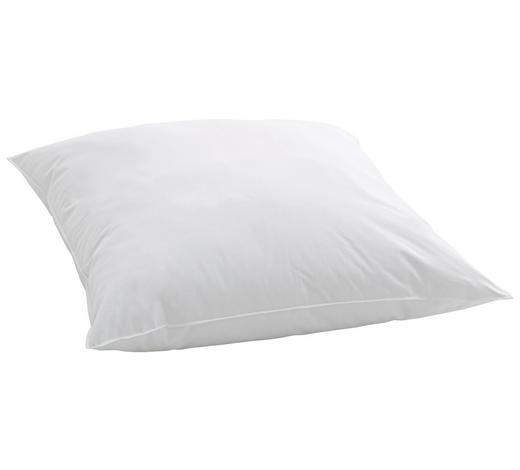 Kopfkissen 65/65 cm  - Weiß, Basics, Textil (65/65cm) - Billerbeck