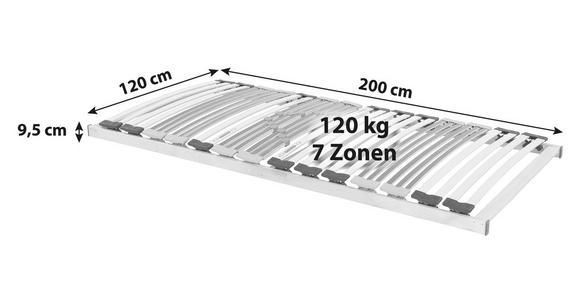 Lattenrost Primatex 300 120x200cm - (120/200cm) - Primatex