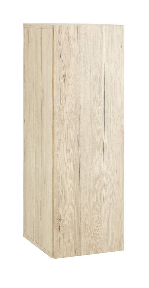 HÄNGESCHRANK - Eichefarben, Design, Holzwerkstoff (30/90/34cm)