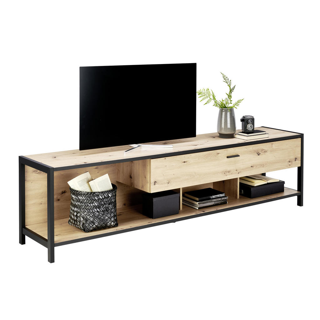 Carryhome Tv-element anthrazit