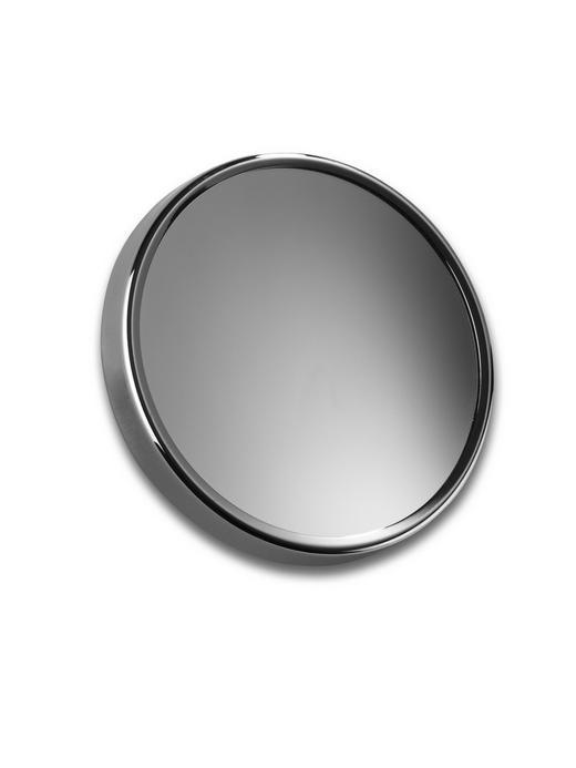KOSMETIKSPIEGEL Chromfarben - Chromfarben, Basics, Glas/Metall (15cm) - Celina