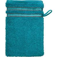 ROKAVICA ZA UMIVANJE CULT - petrolej, Konvencionalno, tekstil (22/16cm) - Vossen