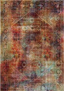 RETRO TEPIH - Višebojna, Trendi, Tekstil (190/290cm) - Novel