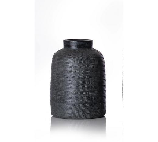 VASE 22 cm - Grau, LIFESTYLE, Keramik (23cm) - Ritzenhoff Breker