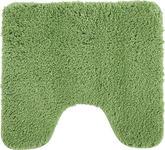 WC-VORLEGER - Grün, Basics, Weitere Naturmaterialien/Textil (45/50cm) - Esposa