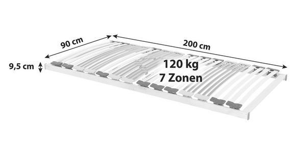 Lattenrost Primatex 300 90x200cm - (90/200cm) - Primatex