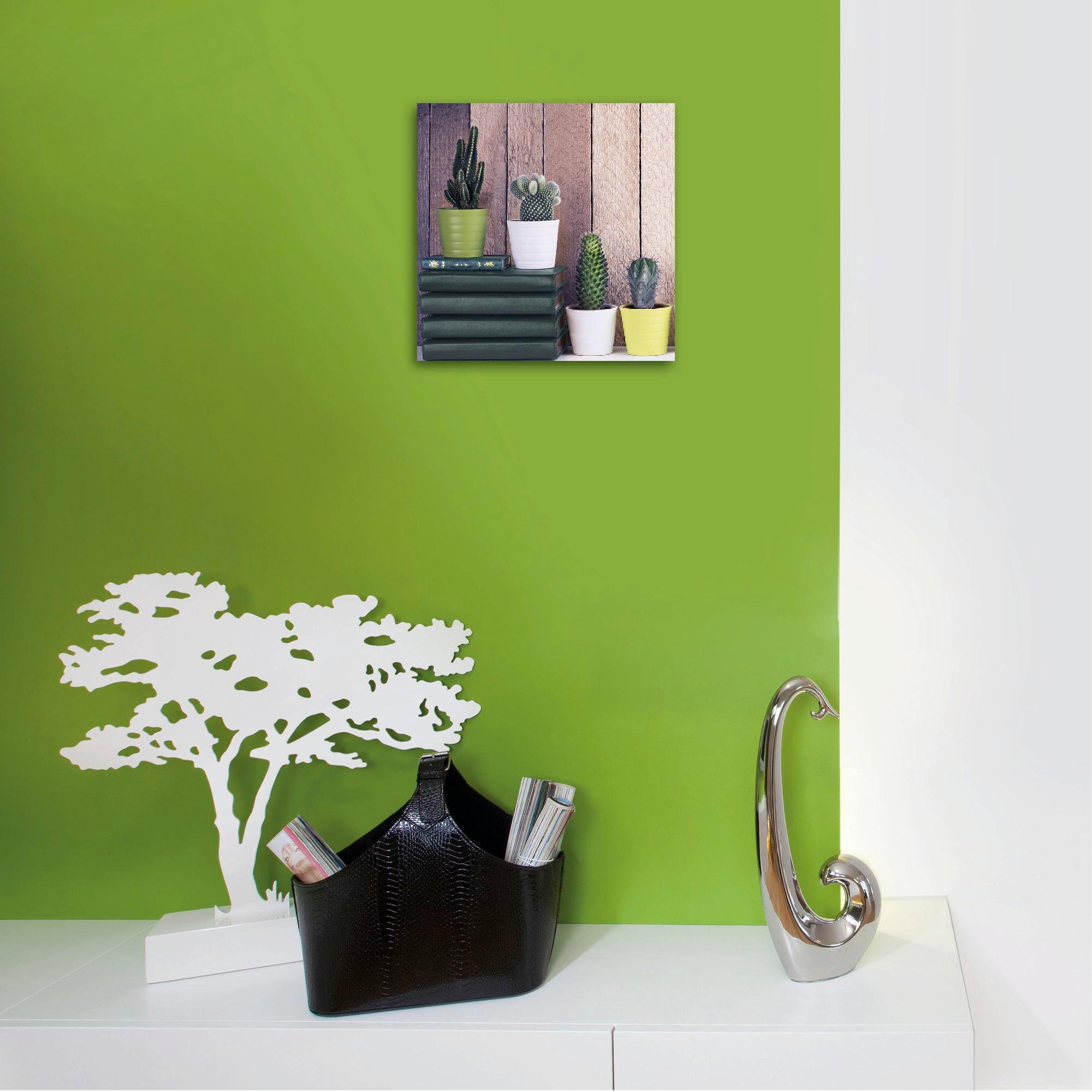 GLASBILD - Multicolor, Basics, Glas (20/20/1,7cm) - EUROGRAPHICS