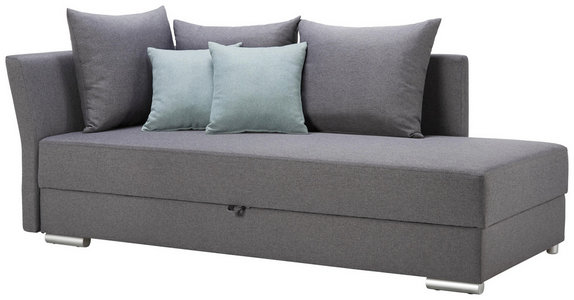 Liege In Textil Anthrazit Mintgrun Online Kaufen Xxxlutz