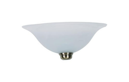 WANDLEUCHTE - LIFESTYLE, Glas/Metall (34/16cm)