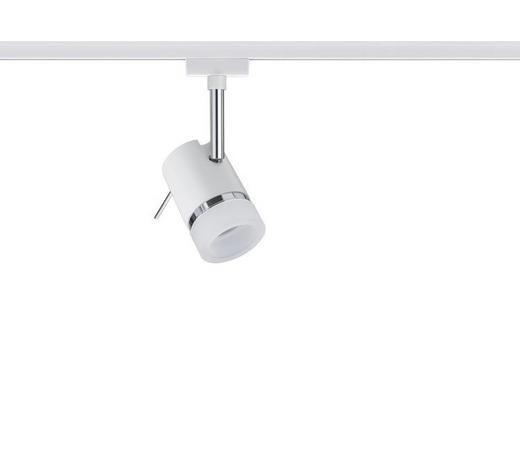 URAIL SCHIENENSYSTEM-STRAHLER   - Chromfarben/Weiß, Design, Metall (10/15cm)