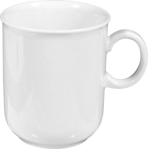 KAFFEEBECHER - Weiß, Basics, Keramik (9cm) - Seltmann Weiden