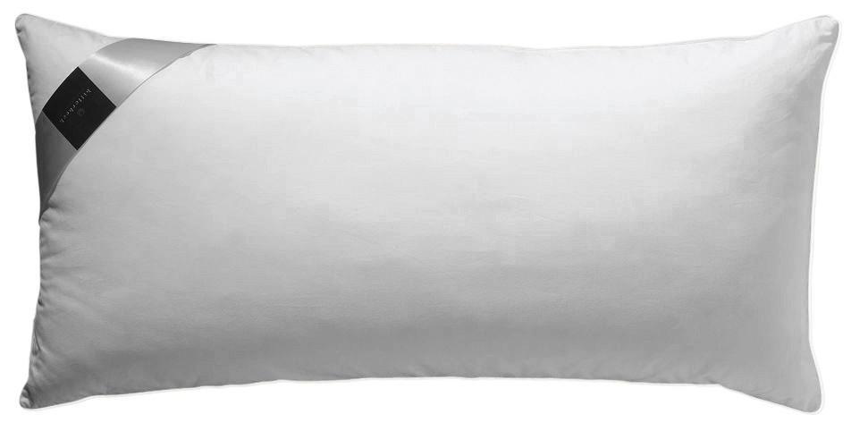 KOPFKISSEN  40/80 cm - Weiß, Basics, Textil (40/80cm) - BILLERBECK