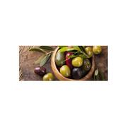 Essen & Trinken GLASBILD - Multicolor, KONVENTIONELL, Glas (80/30cm)