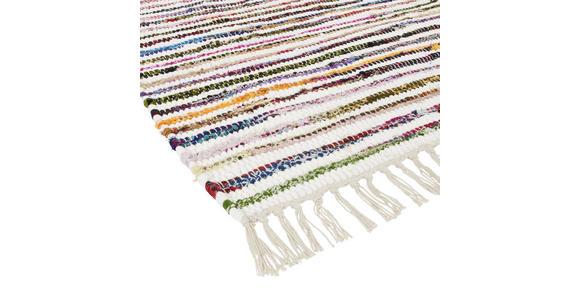 FLECKERLTEPPICH  - Multicolor/Weiß, KONVENTIONELL, Textil (60/120cm) - Boxxx