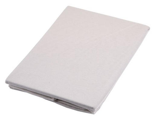 JASTUČNICA - bijela, Konvencionalno, tekstil (40/80cm)