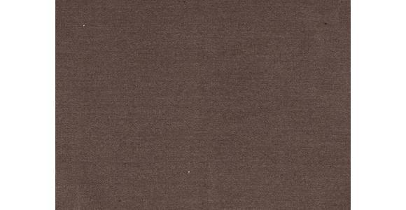 WOHNLANDSCHAFT in Textil Hellbraun - Chromfarben/Hellbraun, Design, Textil/Metall (305/231cm) - Dieter Knoll
