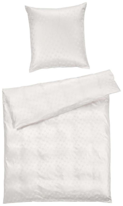 BETTWÄSCHE Satin Weiß 155/220 cm - Weiß, Basics, Textil (155/220cm) - JOOP!