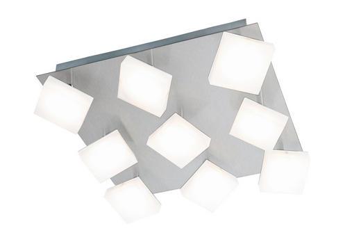 DECKENLEUCHTE - Design, Metall (36/36cm)