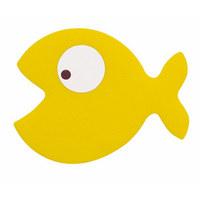 Duscheinlage - Gelb, Trend, Kunststoff (12,5/10cm) - Spirella